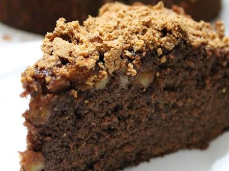 Torta-di-Mele-e-Cioccolato-e-Amaretti