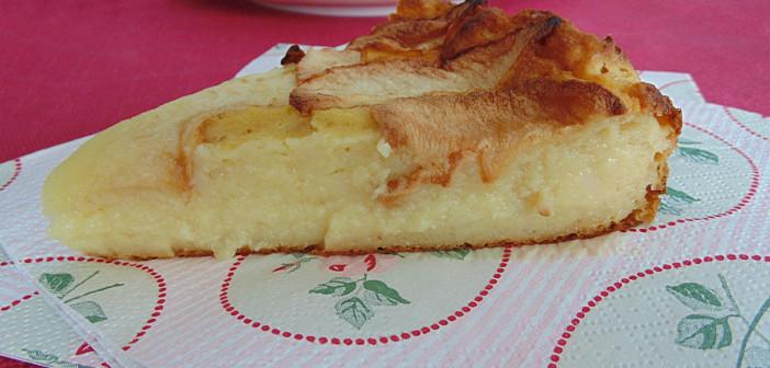 Torta-di-Mele-Cremosa-con-Ricotta