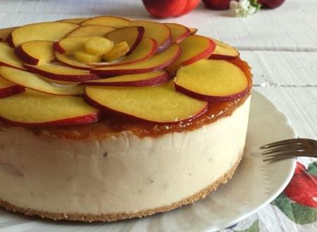 Cheesecake-mascarpone