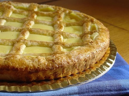 Crostata-senza-burro