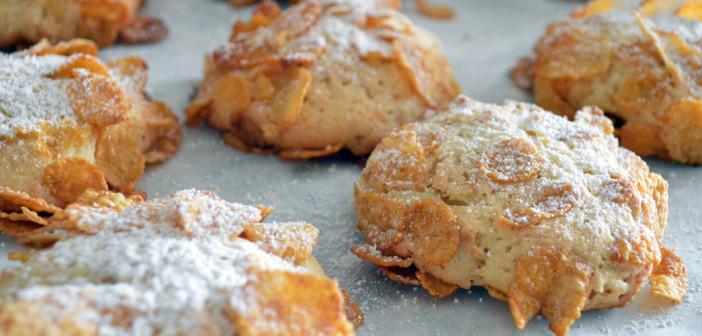 Biscotti-con-corn-flakes