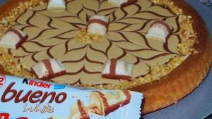 Crostata-Kinder-Bueno