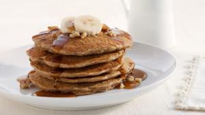 Platano-pancake