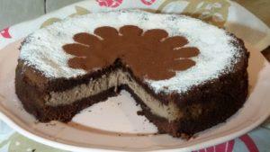 Torta-versata