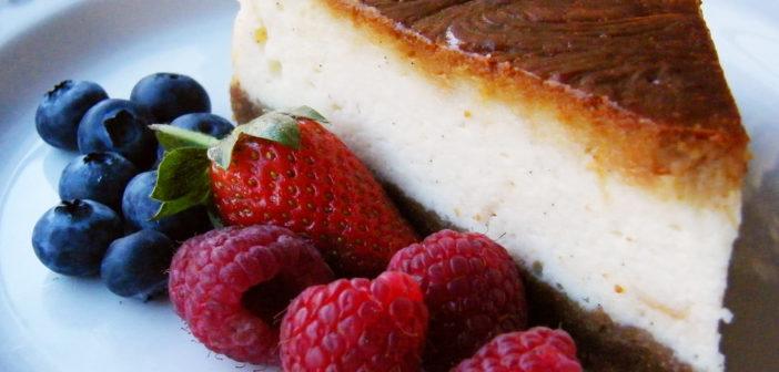 Cheesecake-cotta