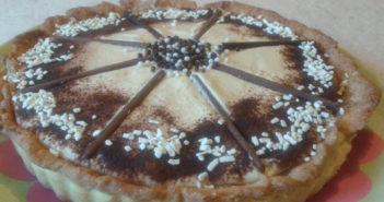 Crostata-tiramisu