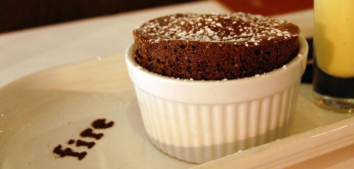 Soufflè-al-cioccolato