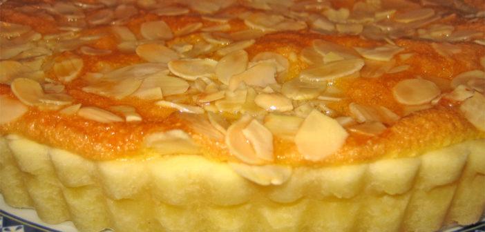 Torta-frangipane