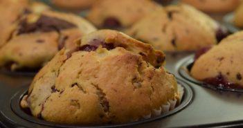 Muffin-alla-Nutella