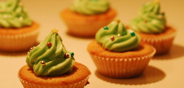 Cupcake-natalizi